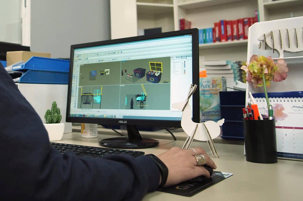 Creatividad y diseño PLV en Madrid